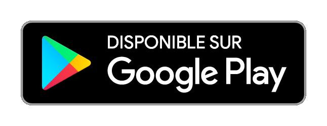 Disponible sur Google Play